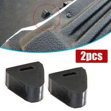 2 For Chevrolet Silverado GMC Sierra RH or LH Tailgate Latch Rubber Stop Bumpers
