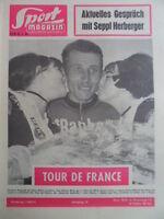 SPORT MAGAZIN KICKER 29 B - 16.7. 1964 * Jacques Anquetil Tour de France-Sieger