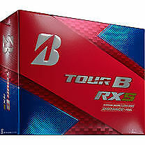 Bridgestone Tour B RXS Golf Balls White Dozen