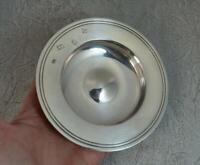 1989 Solid Silver Armada Dish or Bowl 114g