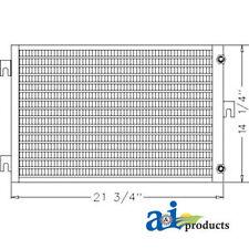 A-3383908M5 Massey Ferguson Parts CONDENSER  3050, 3060 , 3065 , 3075, 3085, 309