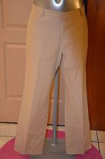 HUGO BOSS -Très joli pantalon beige modèle alabama Taille W35 F45 EXCELLENT ÉTAT