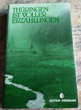 THÜRINGEN IST VOLLER ERZÄHLUNGEN - Pfaehler - 1987 - gebundene Ausgabe