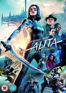 ALITA: BATTLE ANGEL - DVD**NEW SEALED ** FREE POST