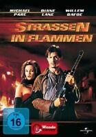 STRASSEN IN FLAMMEN -  DVD NEUWARE MICHAEL PARE,DIANE LANE,RICK MORANIS