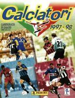 ANCONA NEW PANINI CALCIATORI 1997//98-Figurina n.421 CESARETTI+CAMPLONE