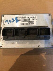 2007 Dodge Ram Pickup ecm ecu computer P05094405AI