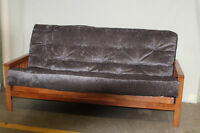 Futon Mattress Upholstery Grade Cover 9 layer Q/F Factory Direct Made In The USA