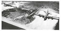 Original WW-2 PRESS PHOTO of B-29 BOMBERS Standing by on Saipan.  Nov.25, 1944