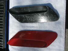 Mopar 1970-74 Plymouth Cuda Hood Scoops And Inserts