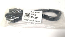 6 Foot Power Cord Cable HP DELL ACER GATEWAY LENOVO ASUS SYSTEMS MONITORS 5120P
