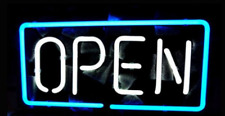New Business Open Coffee Shop Neon Light Sign Lamp Bar Beer Pub Acrylic 14""