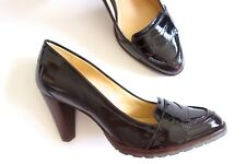 Cole Hann Leather Loafers, size 38