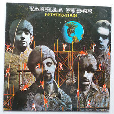 Vanilla Fudge - Renaissance Vinyl LP UK 1973 Atlantic Press EX/EX+ Psych