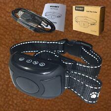 GASKY Bark Collar, Waterproof, Rechargeable, Beep, Vibration, Shock