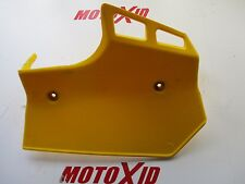 1987 SUZUKI RM 125 RM125 OEM RIGHT SIDE RADIATOR SHROUD PLASTIC MOTOXID