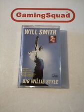Will Smith Big Willy Style Cassette Tape, Supplied by Gaming Squad