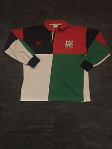 Rare Vintage 1990 4 Nations Rugby Shirt XL