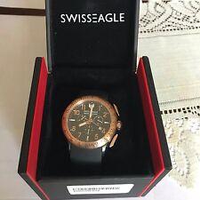 swiss eagl men's watch