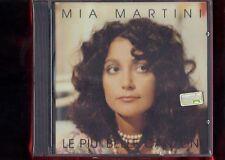 MIA MARTINI-LE PIU BELLE CANZONI CON TIMBRO SIAE CD NUOVO SIGILLATO