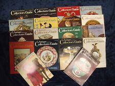 18 EDITIONS OF THE ' COLLECTORS GUIDE ' 1970 -1975  //** UK FREEPOST **