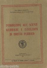 GIURIDICA_DIRITTO PUBBLICO_CITTADINANZA_STATO_SENTENZE_PRESUTTI_NAPOLI_MOLISE