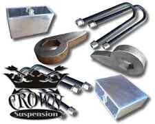 """Lift Kit 1-3"""" Adjustable Front Keys 2"""" Rear Blocks for 1998-2010 Ford Ranger 4X4"""