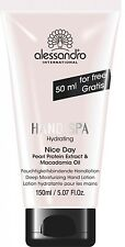 alessandro Hand!Spa Hydrating Nice Day Handlotion XXL 150 ml (50% GRATIS)(04016)