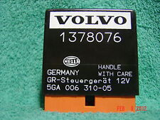 SHIPS SAME DAY! Volvo 1378076 Cruise Control Unit-Relay 850 960 C70 S70 S90 V70