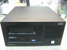 IBM 3580-L33 23R3687 Ultrium3 LTO3 SCSI LVD Tape External  Drive  3580-L3H