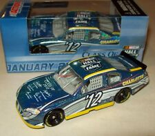 2012 NASCAR Hall Of Fame Tribute Car 5 Drivers Flashcoat Color Fusion 1/64 New