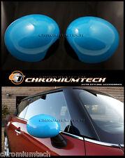 MINI Cooper/S/ONE R55 R56 R57 R58 R59 R60 BLUE MIRROR Cap Covers for Manual Fold