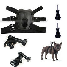 Cammate Dog Harness Chest Strap Belt Mount For Go Pro HD Session 5 3 2 3+ 1 4