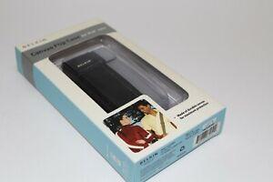 Belkin iPod Nano Canvas Flip Case 2GB 4GB 8GB 2nd Generation F8Z129-KG