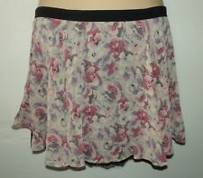 TOPSHOP floral skirt UK 12 US 10  EU 40