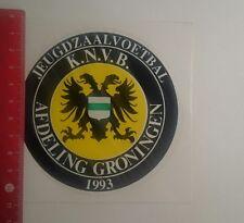 Aufkleber/Sticker: KNVB Afdeling Groningen (26121626)