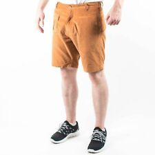 Men's BODEGA Corduroy Shorts Burnt Orange size 36 (T93) NWOT
