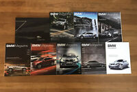 2015 BMW Magazine Special THE NEW 7 SERIES  Brochure/Booklet + 8 Additional Mags