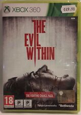 The Evil Within per XBOX 360 PAL - NUOVO