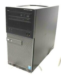 Dell OptiPlex 3020 MT Intel i3-4130 3.4GHz 8GB DDR3 WIN8COA No HDD