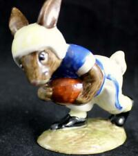 Royal Doulton Bunnykins Figurine Touchdown Bunnykins Db29A A+ Condition no box