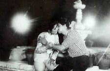 Black & White Photograph Bollywood Actor/Actress Viky Khan & Chandrika (P433)
