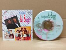 Air Supply On Cover Only Mega Rare Singapore CD FCS8868