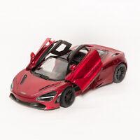 McLaren 720S Red, Kinsmart scale 1:36, model toy car gift