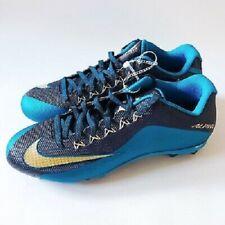 New Nike Alpha Pro 2 Td Low Football Cleats Sz 12 729445 Jacksonville Jaguars