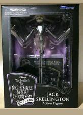 Disney The Nightmare Before Christmas Jack Skellington Action Figure 25 years