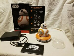 Star Wars BB-8 App-Enabled Sphero Droid Disney The Force Awakens Autonomous BB8