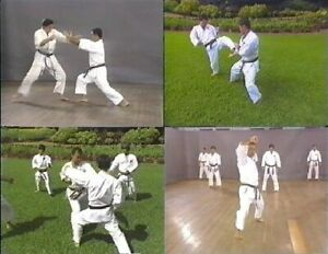 Shotokan Karate (10) DVD Complete Set, All Katas + More