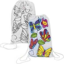 FUN!!! Color Your Own Butterfly Backpack