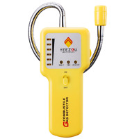 Techamor Y201 Portable Methane Propane Combustible Natural Gas Leak Sniffer